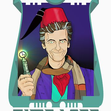 Time Lord 12 by Kloud23