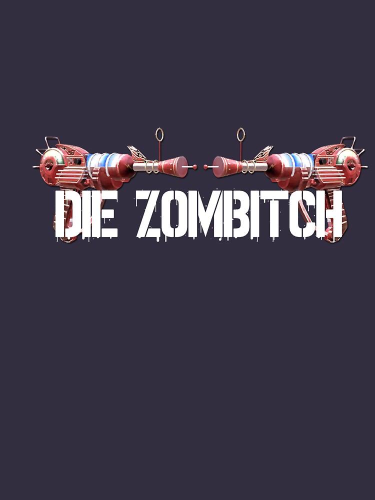 ¡MUERE ZOMBITCH! de Monakraft