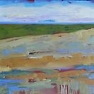 Painterly Landscape by jdbuckleyart
