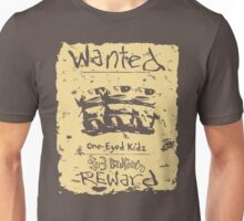 Wanted - One-Eyed Kidz Unisex T-Shirt