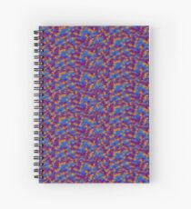 Triangulate Spiral Notebook