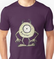 The Nightmare at Monsters Inc Slim Fit T-Shirt