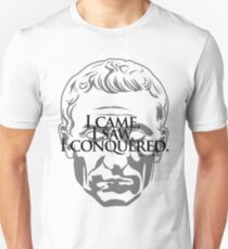 Ceasar Conquered T-Shirt