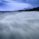 The Beach Twisted by Silken Photography