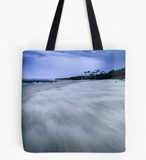 The Beach Twisted Tote Bag