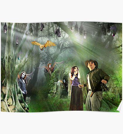 Divergent Paths of Evolution Poster
