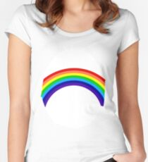 Put a little Cheer in your life Women's Fitted Scoop T-Shirt