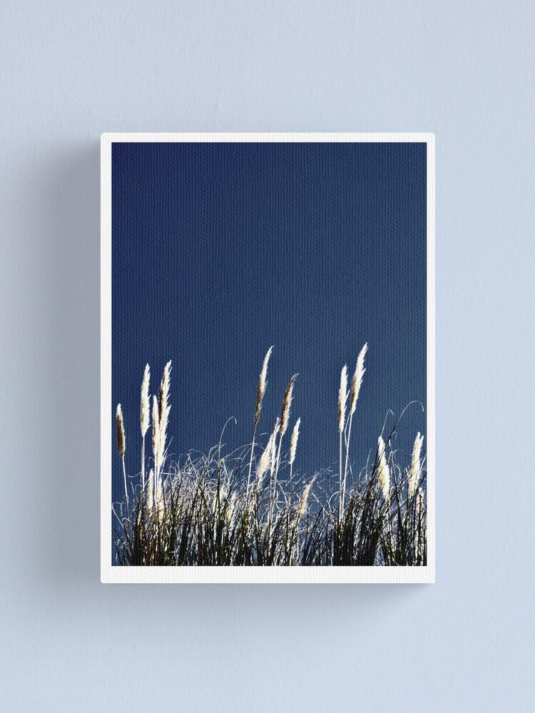 Alternate view of Bluegrass Canvas Print
