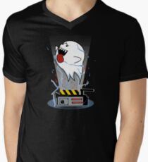 BooBusters Men's V-Neck T-Shirt