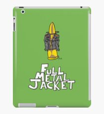 Full Metal Jacket Bullet iPad Case/Skin