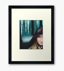 Wicked? Framed Print