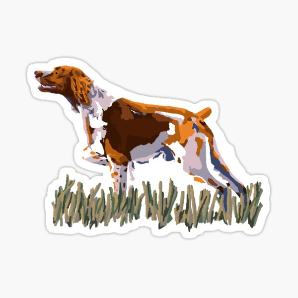Pointless!English Setter Gun Dog Decal Sticker Hunting Without My Dog
