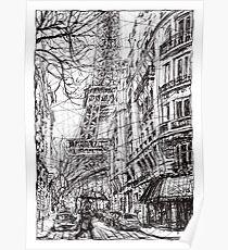 Paris 5 Poster