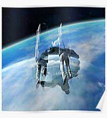 space war Poster