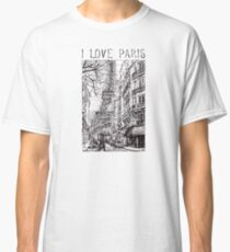 Paris 5 Classic T-Shirt