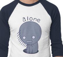 Alone Men's Baseball ¾ T-Shirt