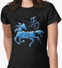 Year of The Water Horse 2002 & 1942 Women's Fitted T-Shirt