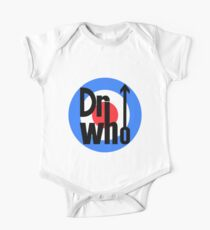 Dr Who Target (with arrow) Kids Clothes