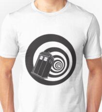 Doctor Who - TARDIS Mod Vortex Time Tunnel T-Shirt