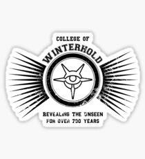 College of winterhold Sticker