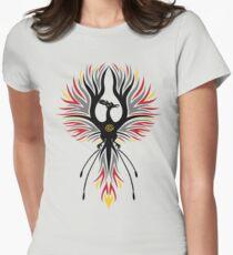 Phoenix - Ash Womens Fitted T-Shirt