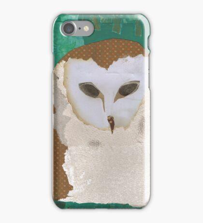 Barn Owl iPhone Case/Skin
