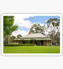 Hunter Valley, NSW, Australia Sticker