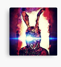 Frank The Rabbit  Canvas Print