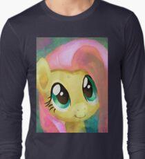 A Cute Girl In Need Long Sleeve T-Shirt