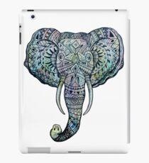 Elephant Pen&Ink Doodle iPad Case/Skin