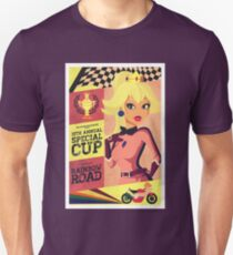 Princess Peach Mario Kart T-Shirt