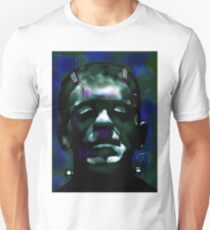 """""""The Monster"""" Frankenstein Painting Unisex T-Shirt"""