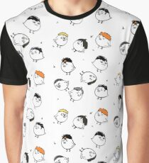Karasuno crows Graphic T-Shirt