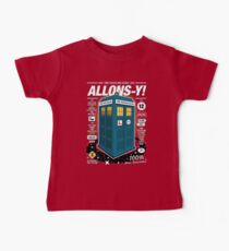 Time Traveling Lessons Kids Clothes