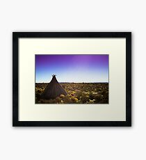 Grand Canyon Territory Framed Print