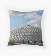 The Conservatory in Queen Elizabeth Park, Vancouver, BC, Canada Throw Pillow