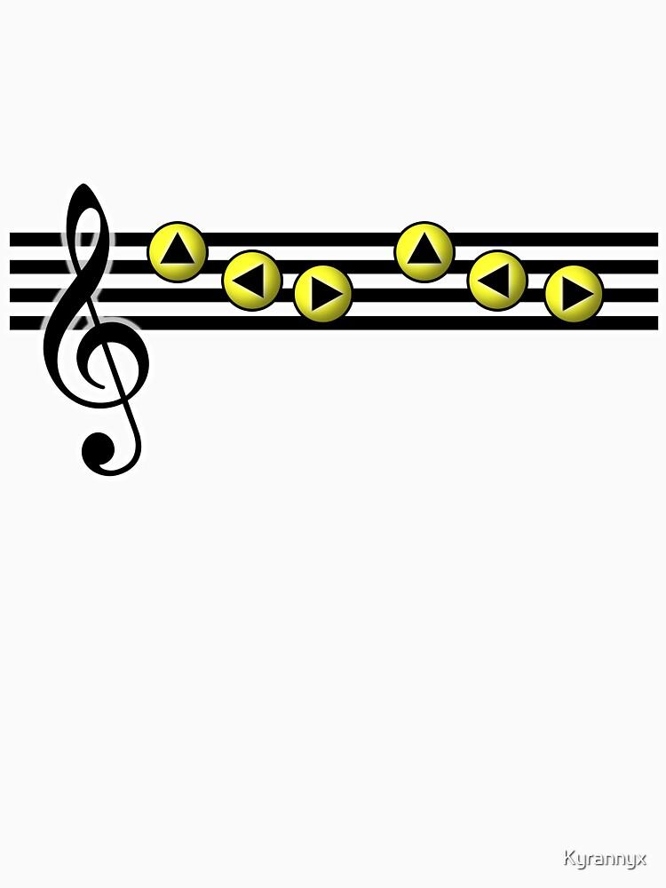 Epona's Song by Kyrannyx
