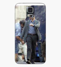 Leonardo DiCaprio Walking Case/Skin for Samsung Galaxy