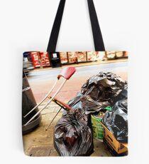 Rubbish Tote Bag
