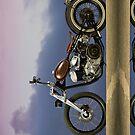 WL Harley Davidson - iPhone Case by HoskingInd