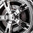 Billet Alloy Wheel - iPhone Case by HoskingInd