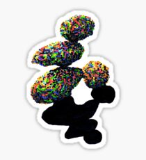 c8-Frivolously Stacked Boulders Sticker