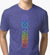 Your Inner Chakras Tri-blend T-Shirt