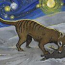 Cold Night Hunter by SnakeArtist