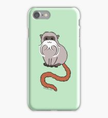 Emperor Tamarin iPhone Case/Skin
