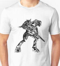 Arbiter Halo t shirt Unisex T-Shirt