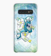 Toilet Monster Case/Skin for Samsung Galaxy