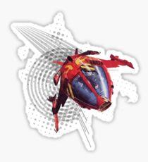 Cybernoid Sticker