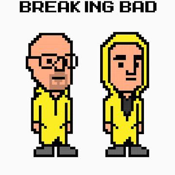 Breaking Pixels by CK704