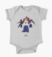 Optimus Prime - (colour) - light T-shirt  One Piece - Short Sleeve